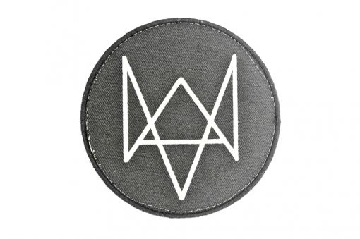 Watch Dog Style Patch ( Free Shipping )