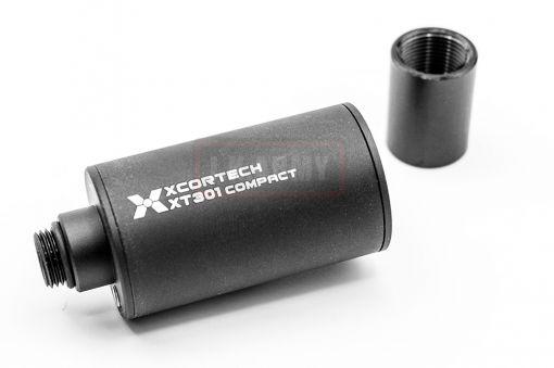 XCORTECH XT301 Compact BBs UV Tracer Unit for Pistol / Rifle ( Black )
