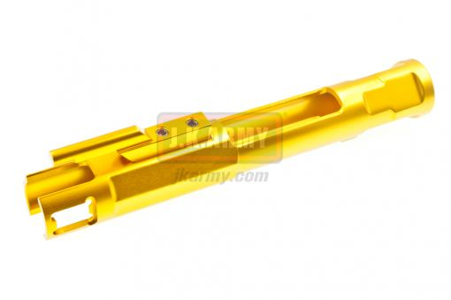 YSC KSC / KWA M4 GBB Bolt Carrier 7075 Aluminum Competition Type ( Gold )