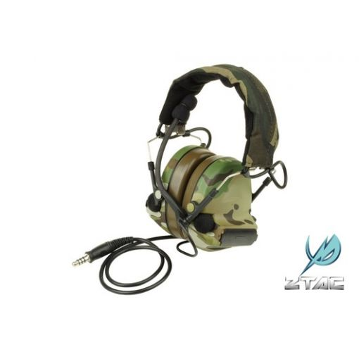 Z-Tactical zCOMTAC II Noise Reduction Headset ( MC )