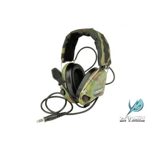 Z-Tactical Sordin Noise Reduction Headset ( MC )