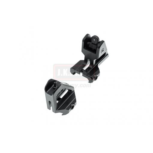 MF SW Peak Iron Sight for Airsoft ( Black )