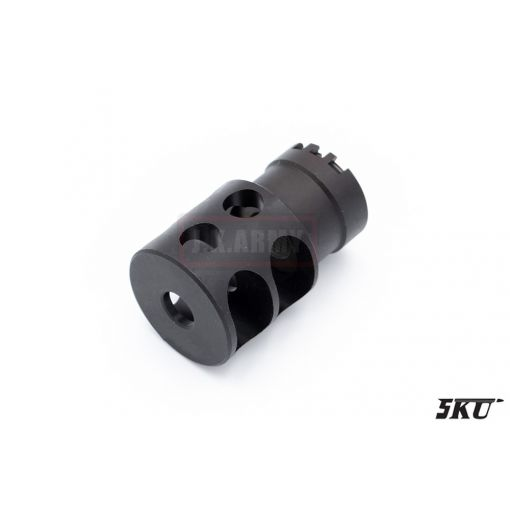 5KU AK-DTK-2 Muzzle Brake ( 14mm CCW ) ( Black )