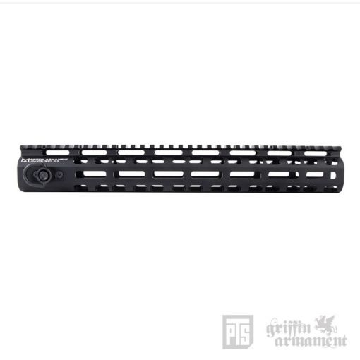 "PTS Griffin Armament Low Pro RIGID™ M-LOK 13.5"" Rail ( BK )"