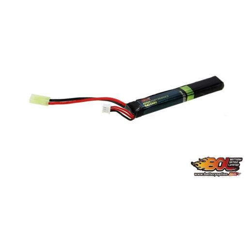 BOL 7.4V 1000mAh 20C LiPo Battery ( Candy Bar Pack ) ( Free Shipping - Surface Mail )