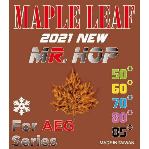 Maple Leaf MR. Hop Up Silicone Bucking for AEG ( 50° / 60° / 70° / 80° / 85° )