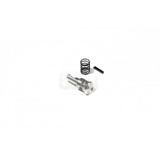 FCC Gas Vent style forward assistant knob set for PTW(Silver)