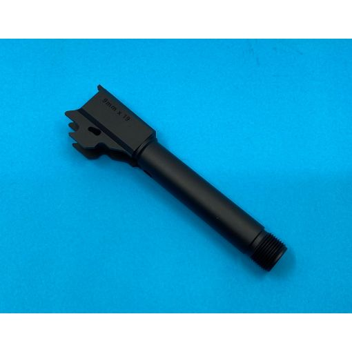 Pro-Arms 14mm CCW Threaded Barrel for For SIG / VFC M18 ( SIG AIR P320 M18 6mm GBB Pistol ) ( Black )