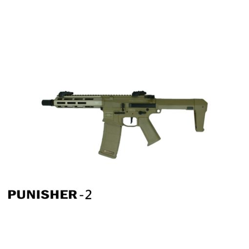 Poseidon PUNISHER 2 AEG Rifle ( BK / TAN )