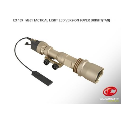Element EX109 Tactical Light LED Version ( DE )