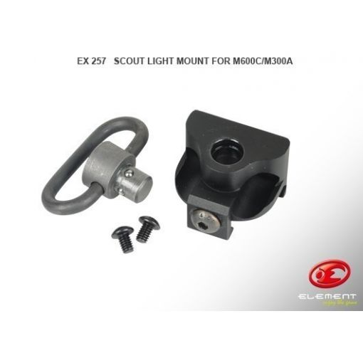 Element EX257 Scout Light Mount For M600C M300A