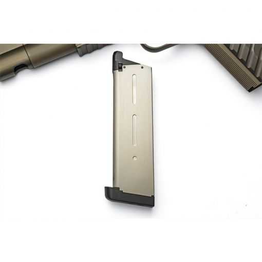 KJ Works KP-16 Gas Magazines ( Silver )