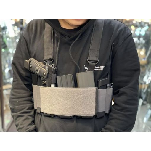 MF Tyrannosaurus Style Tactical Lightweight Chest Rigs