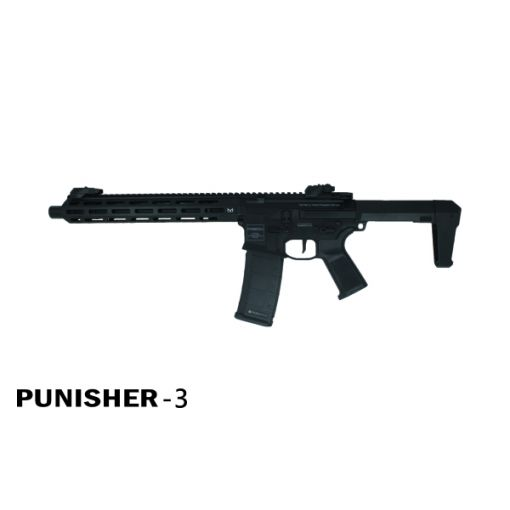 Poseidon PUNISHER 3 AEG Rifle ( BK / TAN )