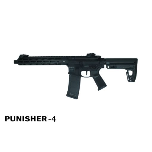 Poseidon PUNISHER 4 AEG Rifle ( BK / TAN )