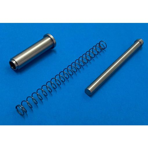 Pro-Arms 130% Spring Stainless Steel Spring Cap, Recoil Rod Set For VFC / Stark Arms 1911 Kimber GBB Pistol Series