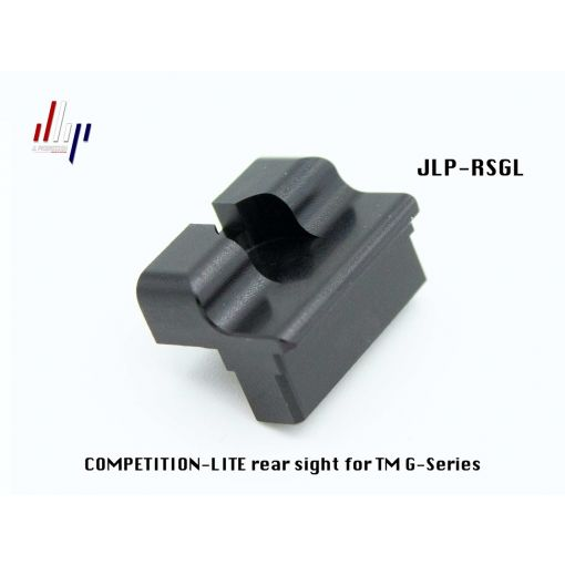 JLP Competition-Lite Rear Sight for TM G-Series G Model ( Black )