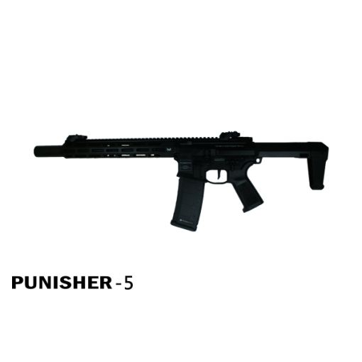 Poseidon PUNISHER 5 AEG Rifle ( BK / TAN )