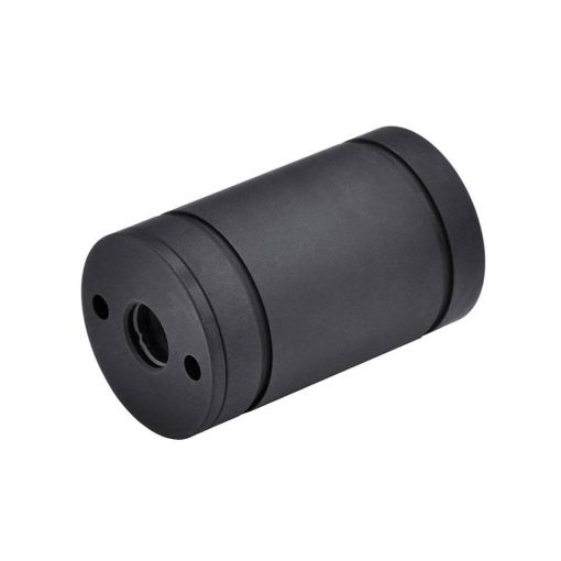 DYTAC Tracerbox for DYTAC Socom RC1 / RC 2 Style Silencers ( Black ) ( Acetech Lighter S Installed )