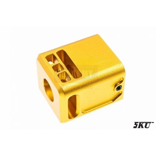 5KU 14mm- Micro Comp V3 for G Series ( Gold ) ( CCW )