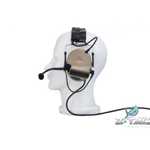 Z-Tactical zCOMTAC II Noise Reduction Headset ( DE )