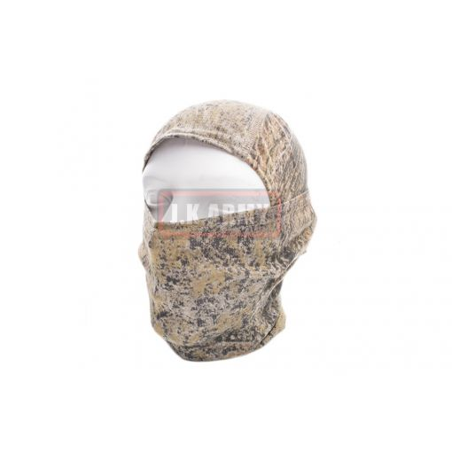 INT Camouflage One Hole Face Mask ( Mountain )