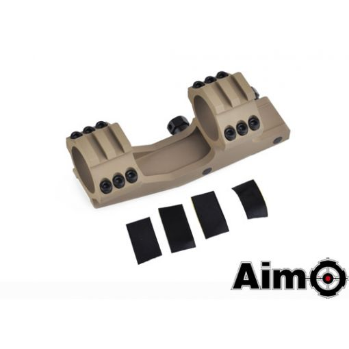 AIM-O 30mm One Piece Cantilever Scope ( DE )