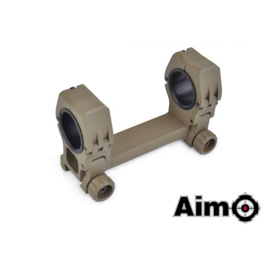AIMO M10 QD-L 1 Inch to 30mm Ring with Leveler ( DE )