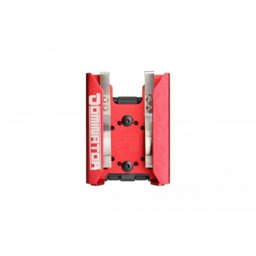 DOMINATOR™ 4X 12 Gauge Shotshell Caddy / Stripper Clip ( Red )