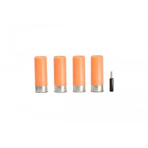 DOMINATOR™ 12 Gauge Gas Shotgun Shell Pack ( 4 Shells / Pack )