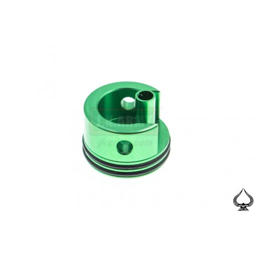 A1A Aluminum Cylinder Head for PDR w/ Cushion Pad ( Zombie Green )