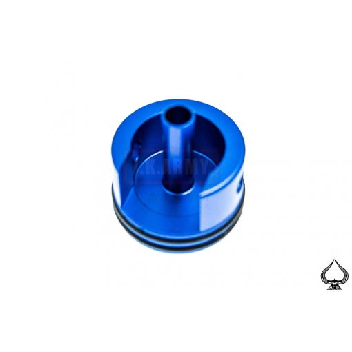 A1A Aluminum Cylinder Head for Ver.3 ( AK ) Gearbox Short w/ O-Ring ( Blue )