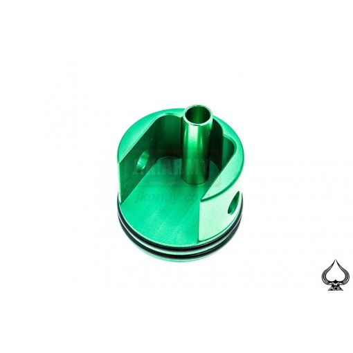 A1A Aluminum Cylinder Head for Ver.6 Gearbox w/ Cushion Pad ( Zombie Green )