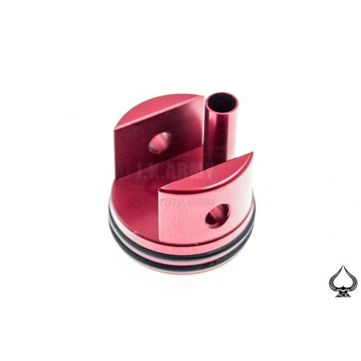 A1A Aluminum Cylinder Head for Ver.7 Gearbox w/ Cushion Pad ( Red )
