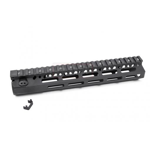 "ARTISAN 10"" MCMR M-LOK RAIL For Airsoft M4/M16 Series AEG / GBB / PTW ( BK )"