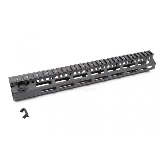"ARTISAN 13"" MCMR M-LOK RAIL For Airsoft M4/M16 Series AEG / GBB / PTW ( BK )"