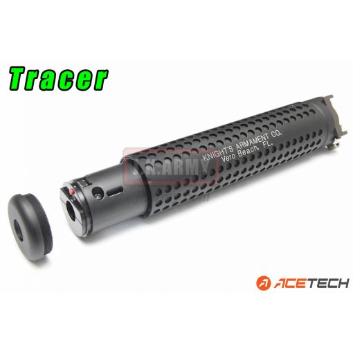 Acetech BBs Predator Tracer Unit ( AT2000 + VFC M4 KAC QD Silencer w/ Flash Hider )