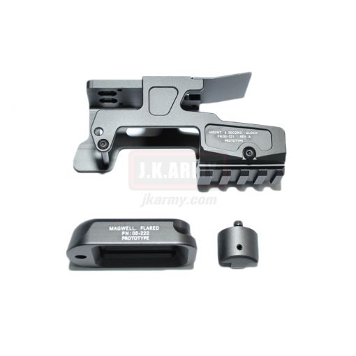 AFG DEF Glock Mount and Magwell Set ( DE )