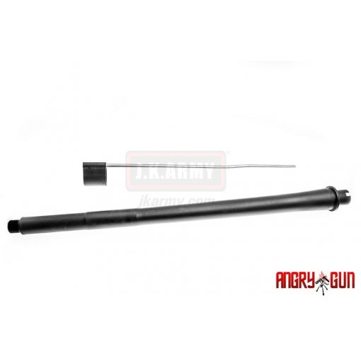 "Angry Gun BC Style 14.5"" Outer Barrel Set for TM MWS ( 14mm CCW )"