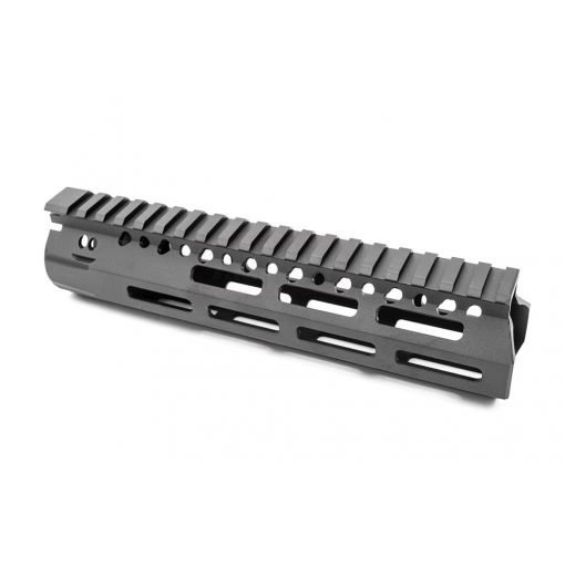 Angry Gun 8 inch MCMR M-LOK RAIL For Airsoft AR M4 Series AEG / GBB / PTW ( Black )