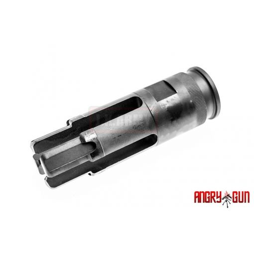 Angry Gun SF216A Style Airsoft Flash Hider 14mm
