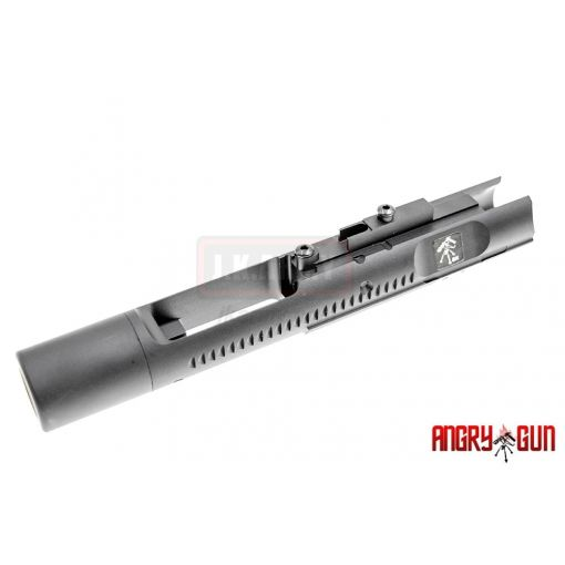 Angry Gun CNC MWS High Speed Aluminum Bolt Carrier ( 416 Style ) ( BK )