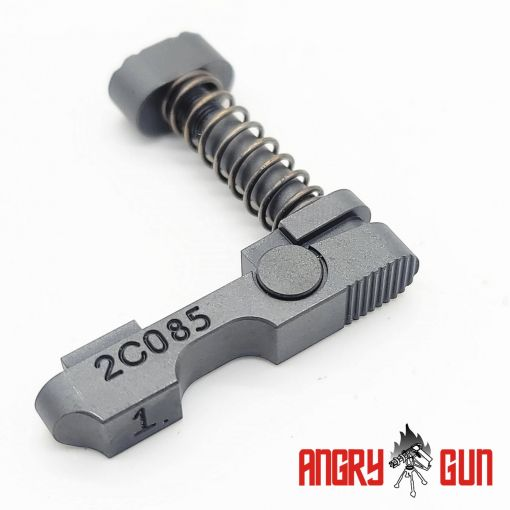 Angry Gun L119A2 Ambi Mag Catch For Marui TM M4 MWS GBB Series / Marui Next Gen EBB Series