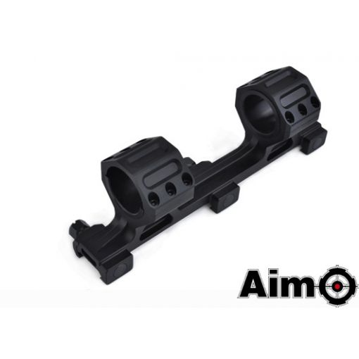 AIM GE Style Long Version Scope Ring Mount ( BK )