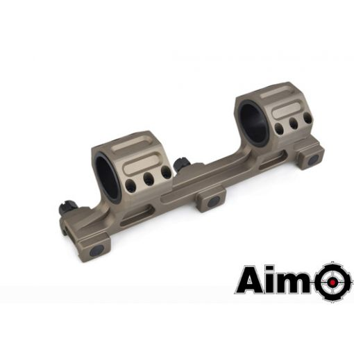 AIM GE Style Long Version Scope Ring Mount ( DE )