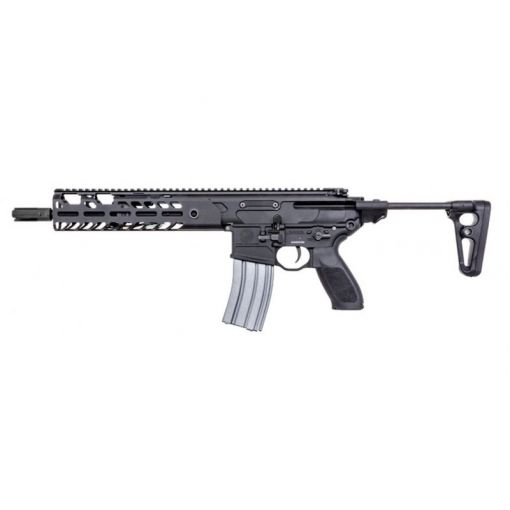 SIG AIR MCX Virtus SBR AEG Airsoft ( Licensed By SIG SAUER )  ( By VFC ) ( Black )