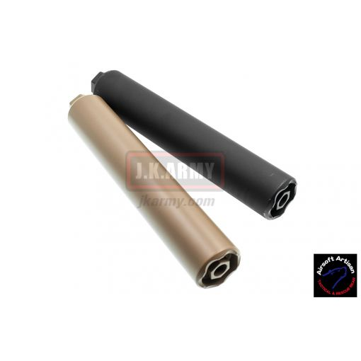 Airsoft Artisan SF / G Style 762 Silencer Dummy 14mm CCW - 35mm x 220mm
