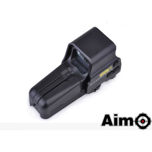AIM-O 5.7 Red / Green Dot Sight ( BK )