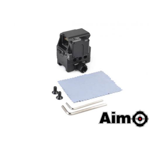 AIM-O FC1 Style Red Dot Sight ( BK )