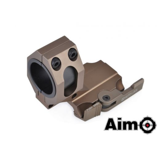 AIMO Auto Lock QD Cantilever 25mm/30mm Ring Mount ( DE )